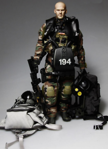 1 6 Scale Soldier Model Seal Special Forces Paratrooper Frogman Soldier Figure