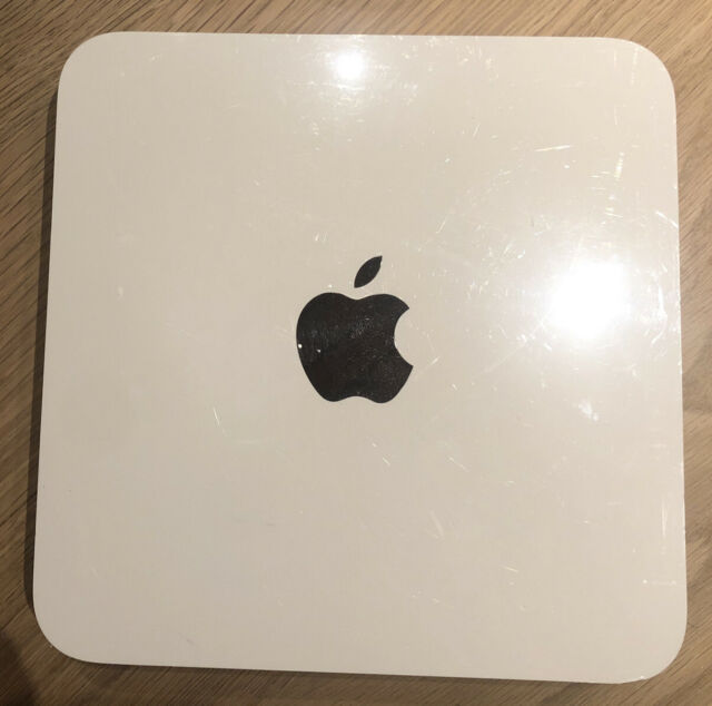 Apple Time Capsule 1st Generation A1254 Wireless N Router 500GB NAS White