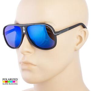 Nouveau Rétro 80 S Fashion Men/'s Women/'s Classic Polarized UV400 Lunettes de soleil-Noir