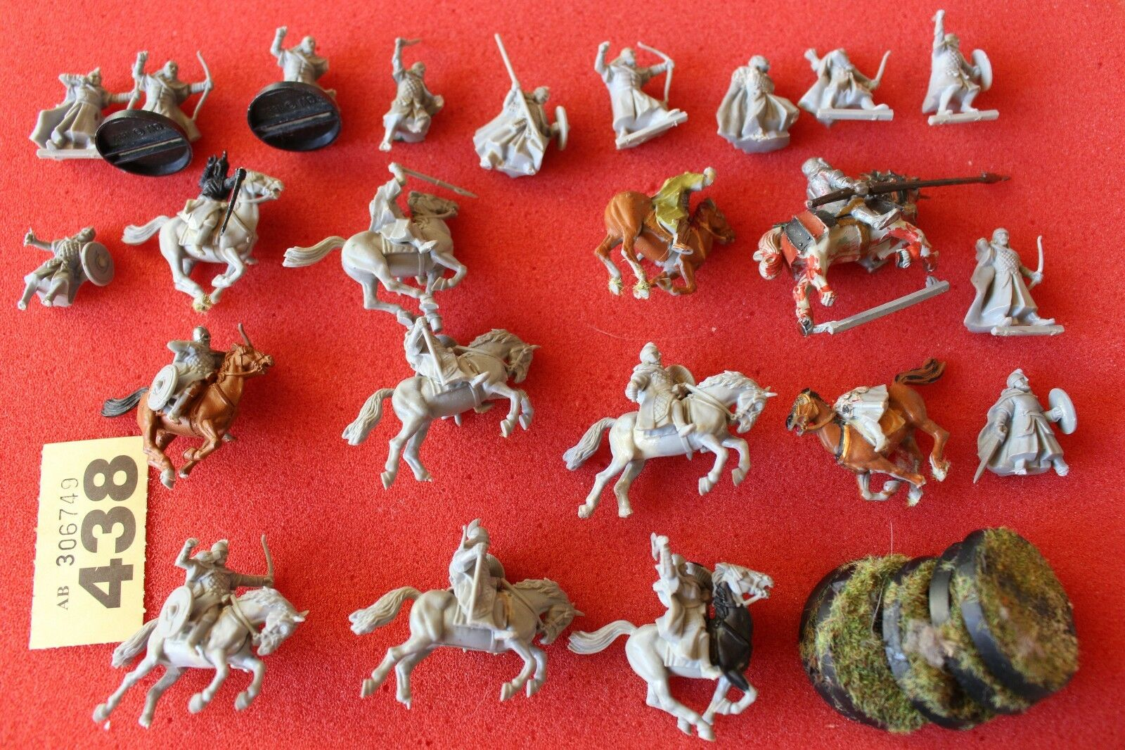 Games Workshop Lord of the Rings LoTR Warriors Riders of Rohan Army Job Lot GW