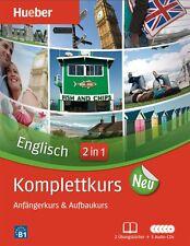 ENGLISCH lernen - Der KOMPLETTKURS für Anfänger bis Fortgeschrittene Sprachkurs