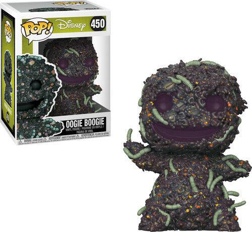 Nightmare Before Christmas - Oogie Boogie (Bugs) - Funko Pop! Disney (Toy New)