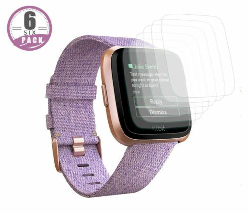 Sport Loop Soft Nylon Weave Band Strap Adjustable Wristband For Fitbit Versa
