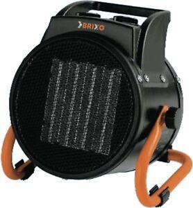 Elettroriscaldatore generatore aria calda Brixo PTC termoventilatore