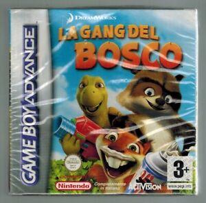 Game Boy Advance - La Gang del Bosco