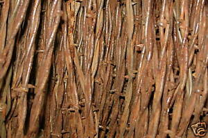 25ft RUSTY BARBED WIRE western cowboy decor rustic barb