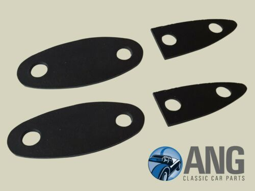 Joints X 4 ROVER Mini bootlid charnière emballage cales AUSTIN LEYLAND