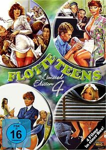 Flotte-Teens-Box-4-IV-Limited-Edition-dvd-Box-dvds-neu-ovp-Collection-Set