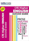 CFE Higher English Success Guide by Leckie & Leckie, Iain Valentine (Paperback, 2015)