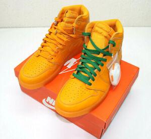 Details about Nike Air Jordan 1 Retro High OG Gatorade Orange Peel Men's  Size 12