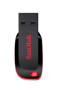 Sandisk Cruzer Blade USB 16GB 32GB 64GB 128GB Flash Drive Memory Stick