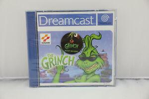 Jeu THE GRINCH (Le Grinch) sur SEGA DREAMCAST PAL NEUF sous blister !