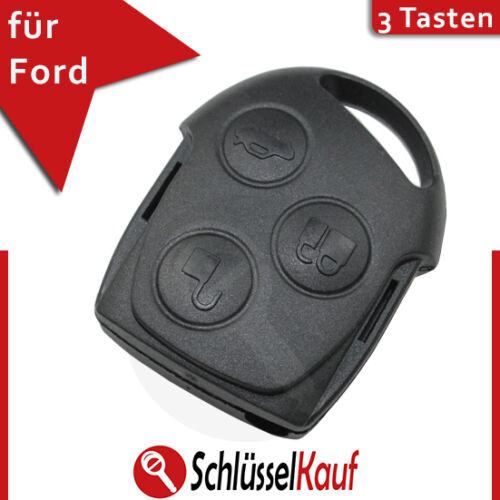 Autoschlüssel Reparatur SET passend für FORD Fiesta Focus Fusion Ka Mondeo Puma