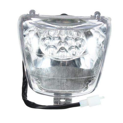 Front Light Headlight For 50cc 70cc 90cc 110cc 125cc Mini ATV QUAD BIKE