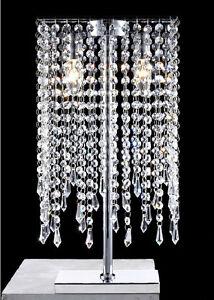 Netmodern Bedroom Lamp : New-Modern-Luxury-K9-Crystal-Table-Light-Desk-Lamp-Lighting-Bedroom-H ...