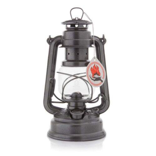 Sparkling Iron Feuerhand Galvanized Storm Lantern