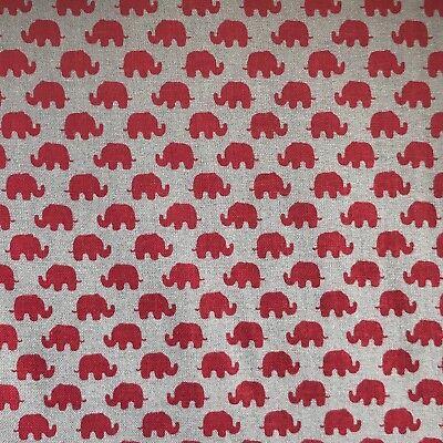 Grey Pets 100/% Cotton Fabric 160cm wide,