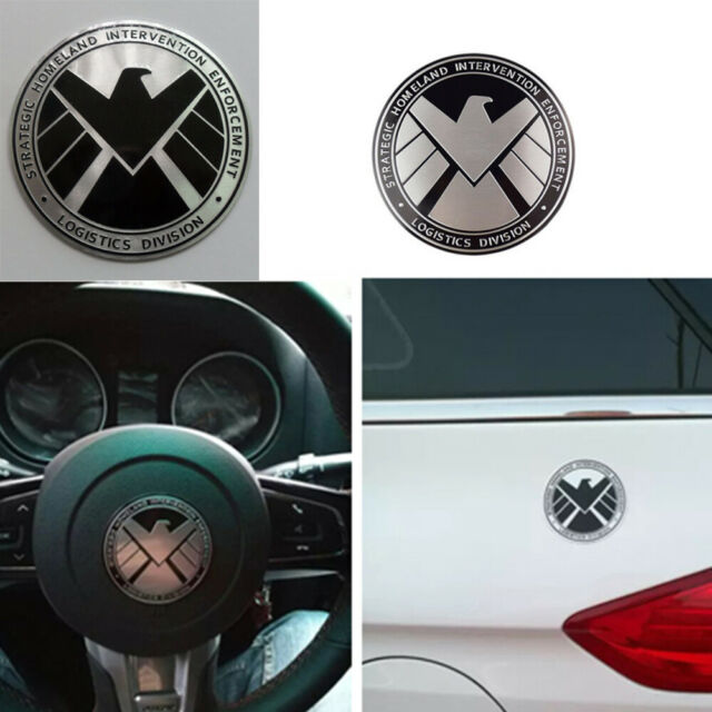 Small 117# AVENGERS MARVEL AGENTS OF SHIELD Car Body Decal Graphics Sticker