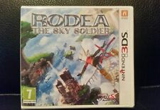 jeu NINTENDO 3DS - RODEA : THE SKY SOLDIER - NEUF