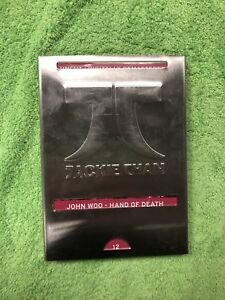 Jackie-Chan-12-Hand-of-Death-Limited-Collector-039-s-Edition-2004