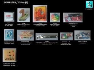 Computer Software Hardware IT Internet Abzeichen Pin/s badges AUSSUCHEN (Teil 2)
