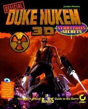 The Official Duke Nukem 3d Strategies & Secrets (Duke Nukem Games), Mendoza, Jon