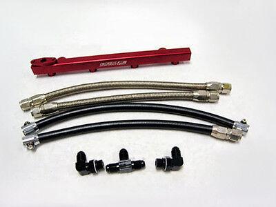 OBX Fuel Injection Rail 90 91 92 93 MAZDA MIATA MX-5 1.6L Red