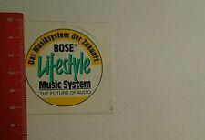 Aufkleber/Sticker: Bose Lifestyle Music System (30101649)