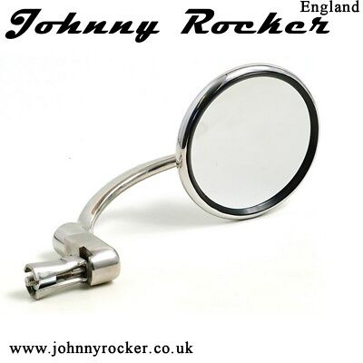 High Quality Classic Bar end mirror Stainless Steel