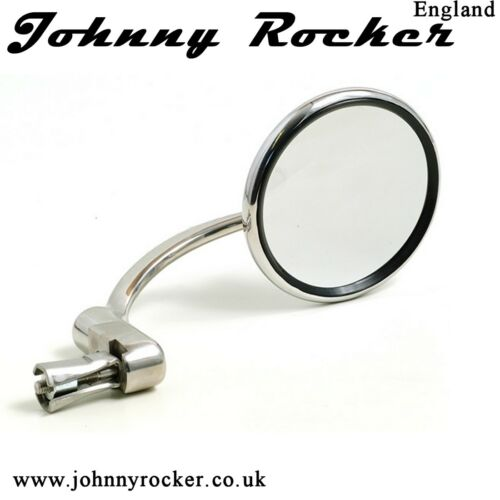 High Quality Classic round bar end mirror Stainless Steel