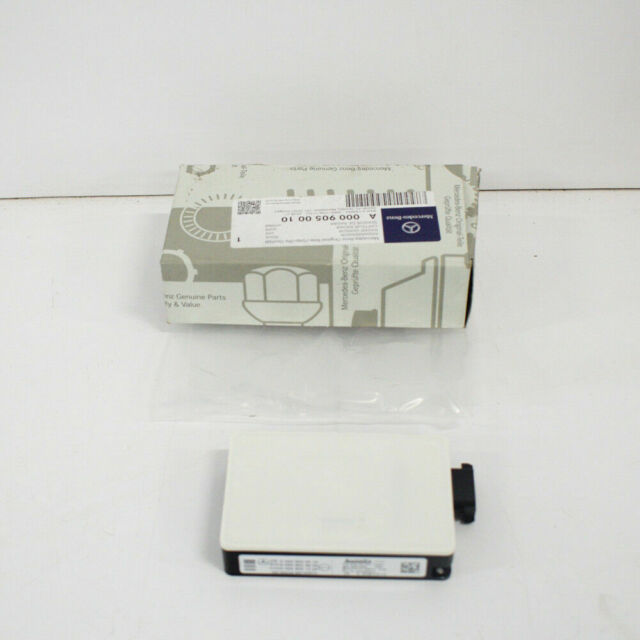 Original Mercedes-benz Clase E W212 Sensor Radar Distronic A0009050010