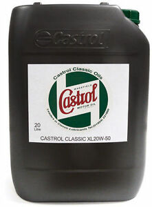 CASTROL-CLASSIC-XL-20W50-HUILE-DE-MOTEUR-20L-POUR-ANCETRE