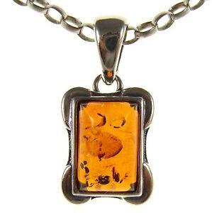 Ciondolo-pendente-ambra-naturale-baltica-e-collana-girocollo-argento-925
