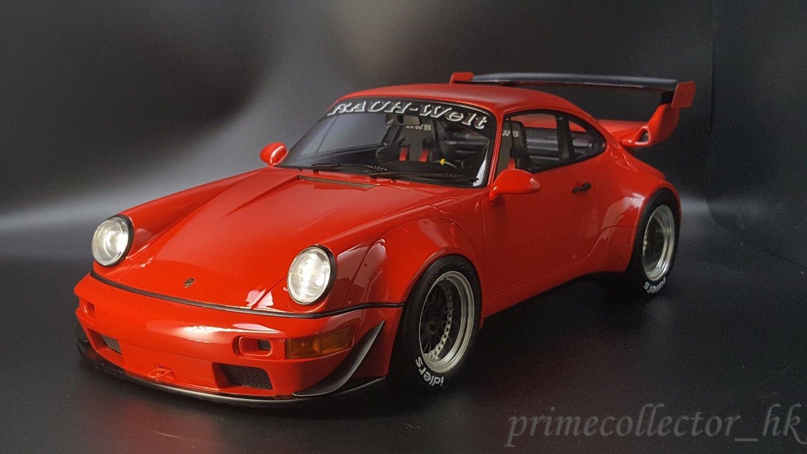 GT Spirit 1 12 Porsche RWB 964 Red KJ024