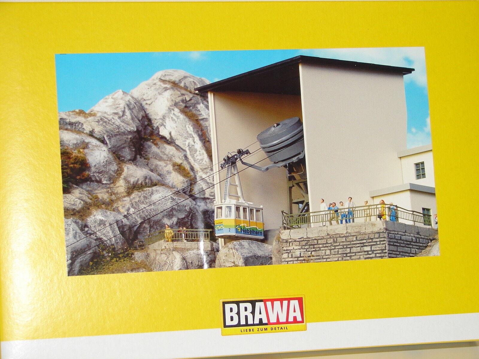 BRAWA HO 6340 SIRENA FERROVIE + + nuovo di di di fabbrica 52bb34