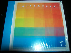 Discovery-LP-Inertia-Australia-CD-Like-New