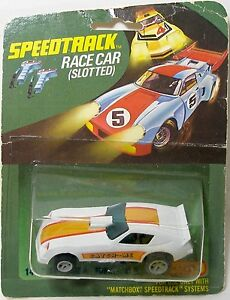 1979 Matchbox HO CATCH-ME MONZA FUNNY SLOT CAR BODY ONLY 3742 UNUSED NO DECALS
