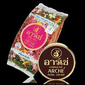 Details about ARCHE AA WHITENING PEAR CREAM REDUCE ACNE MELASMA DARK SPOTS  FRECKLES SCARS