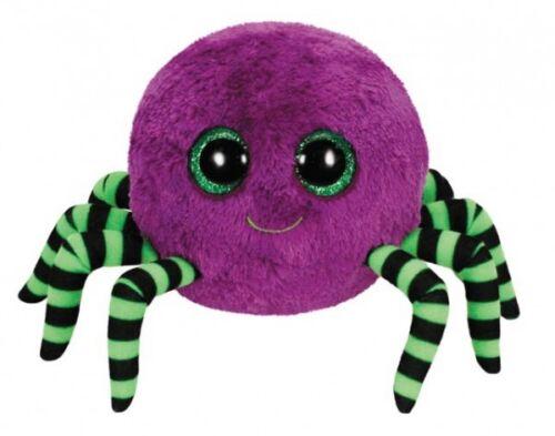 Ty Beanie Boo's Glubschi -Spinne Crawly: Plüschtier Größe: 15cm - limitiert
