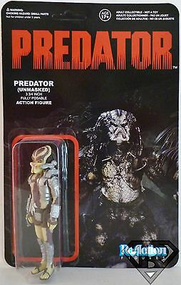 "New in stock Predator Open Mouth Predator ReAction 3 3//4/"" Retro Figure"