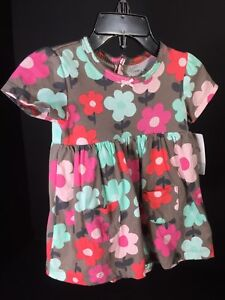Baby Clothes Girls By Carters Two Piece Dress Set Size 9 Months Pink