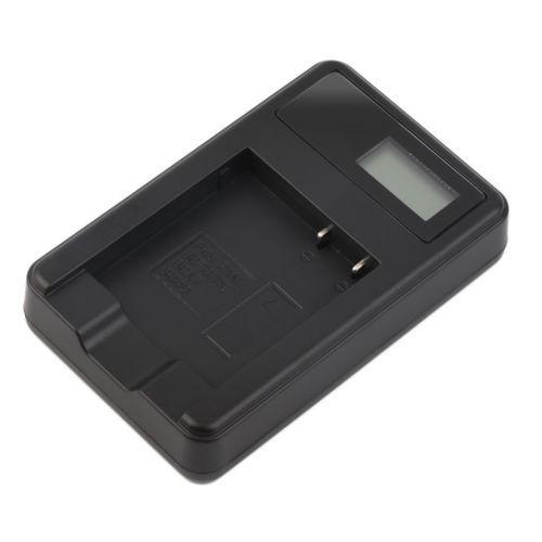 Pantalla LCD Cámara Batería Cargador BCK7 DMC-FS28 FS35 FT20 FX77 FX78