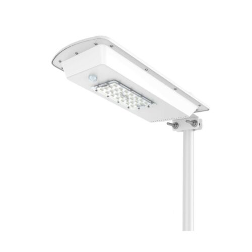 15W All in One with Motion ... TENKOO LED Solar Street Light Wall Garden Lights
