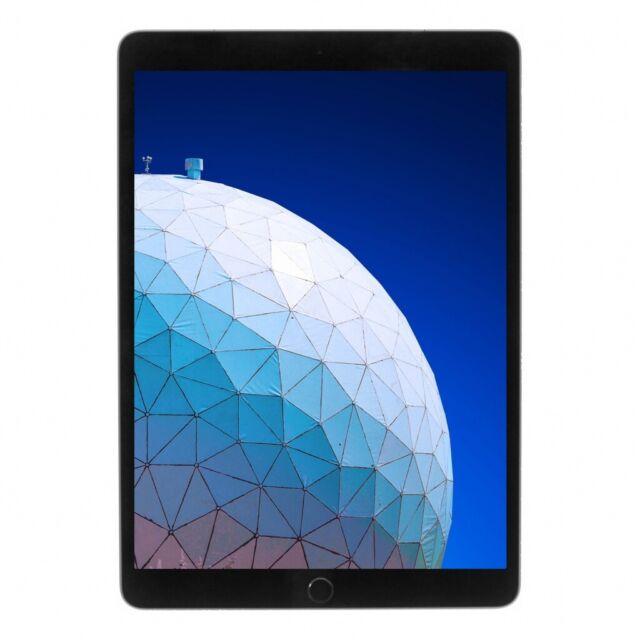 Apple iPad Air 2019 (A2152) WiFi 64 GB spacegrau -Tablet- generalüberholt