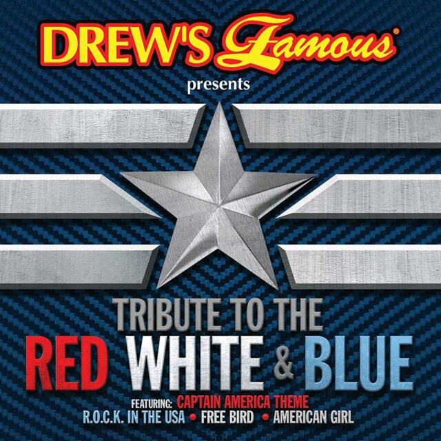 Drews Famous - Tribute To Red White And Blue CD #1977401