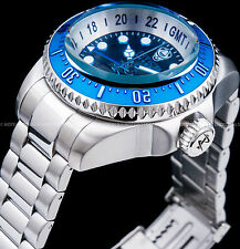 Invicta Reserve 52mm Deep Dish Hydromax Swiss Made Two Zone SS 1000M Diver Watch