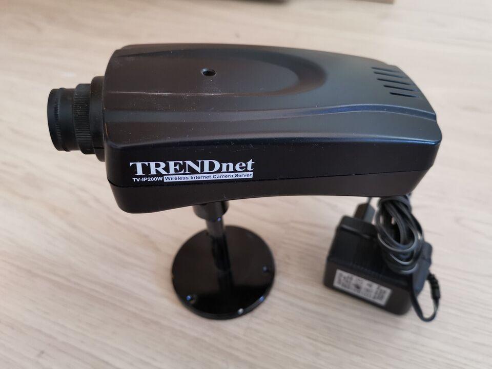 Kamera, TrendNet