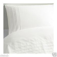 Ikea Alvine Stra Full Queen Duvet Cover & Pillow Case Set White 300.464.74