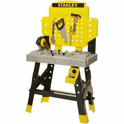 Phenomenal Stanley Junior 52 Piece Toy Workbench Tool Set New 39897576459 Ebay Gamerscity Chair Design For Home Gamerscityorg