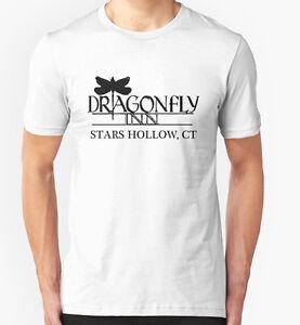 Image Is Loading New Dragonfly Inn Shirt Gilmore S Stars H K